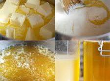 تولید روغن حیوانی زرد